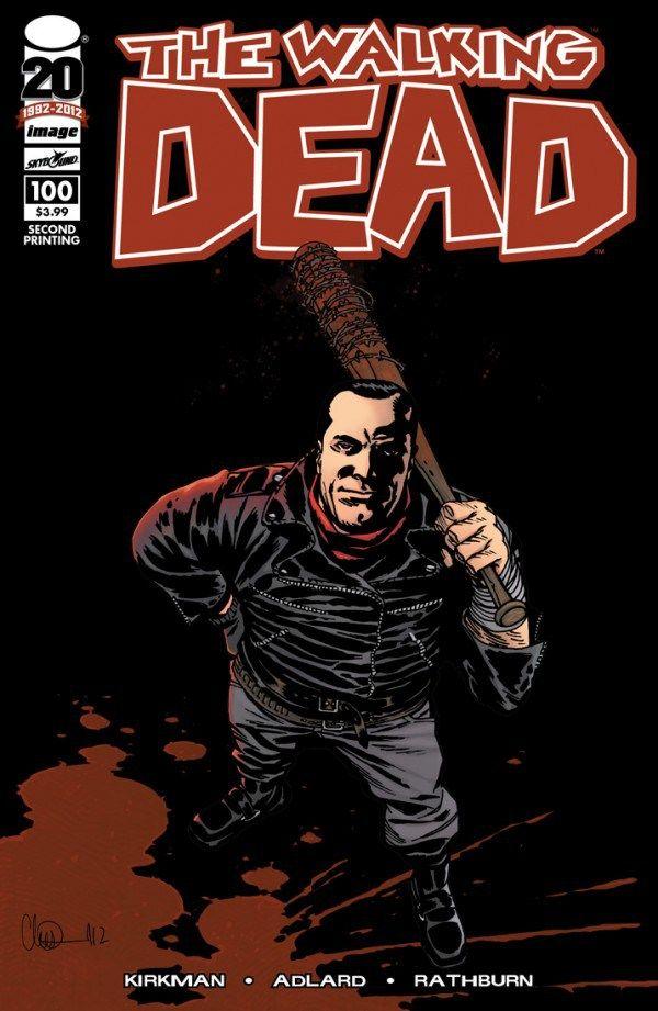 Spoiler The Walking Dead Saison 5 L Arrivee Prochaine De Negan