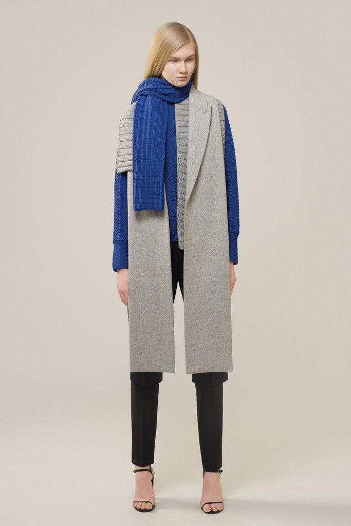 A look from Gauchère Fall 2014 collection.