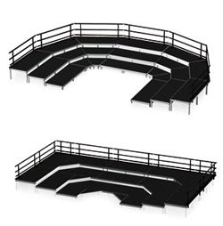 StageTek™ Seated Risers - Wenger Corporation
