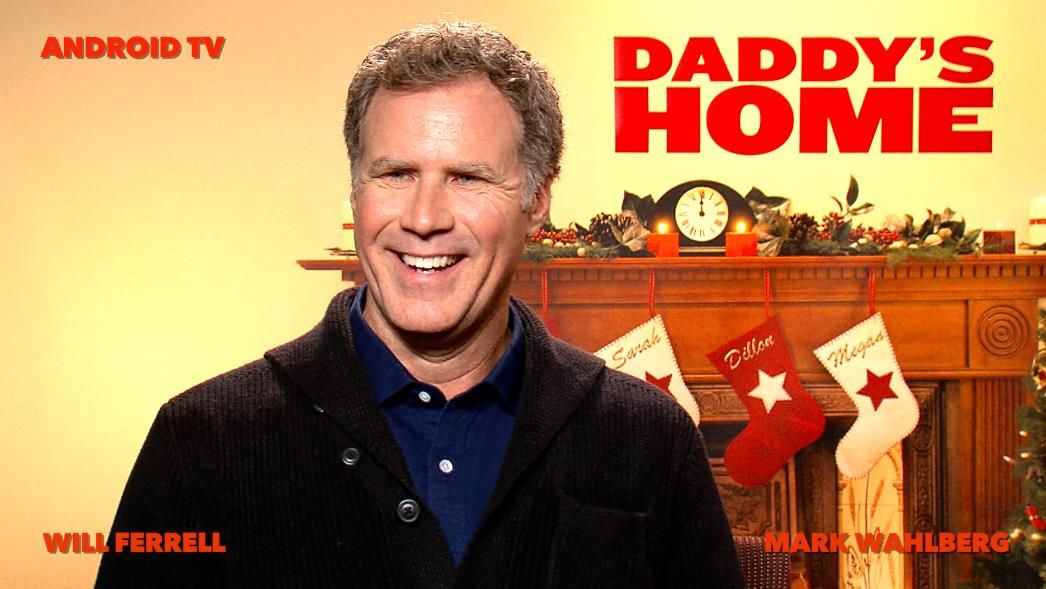 American comedy film daddys home is directed by