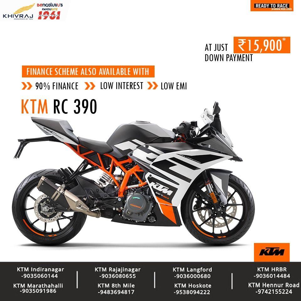 Ktmbike At Just 15 900 Downpayment Ktm Ktm Rc Finance