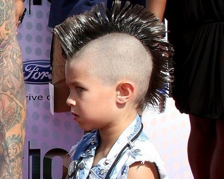 little boys mohawk hairstyles kids hairstyles