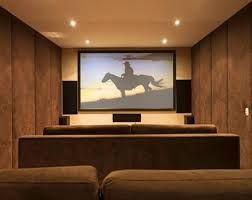 Resultado de imagen para salas de cine en casa peque as - Sala de cine en casa ...