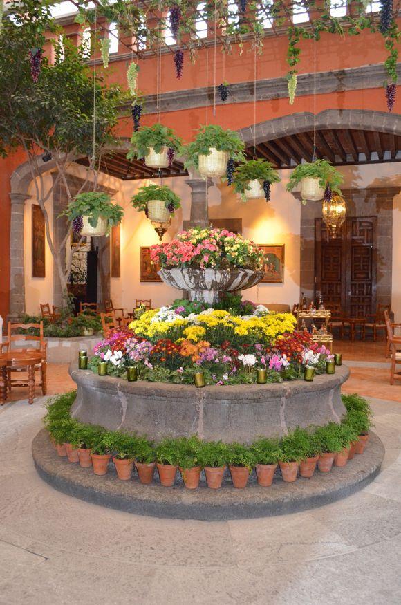 La Hacienda De Los Morales, Mexico City!
