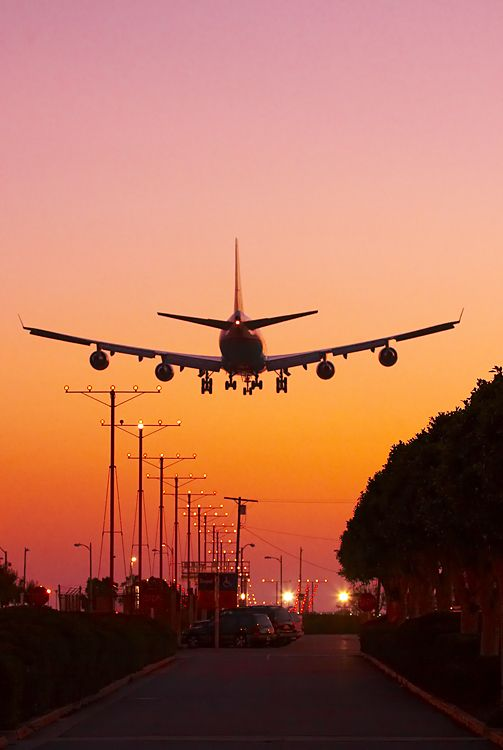 it s truly amazing landing in lax los angeles airport you fly rh pinterest com