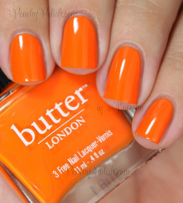 Butter London Fall 2013 Colour Clash Collection Swatches And Review