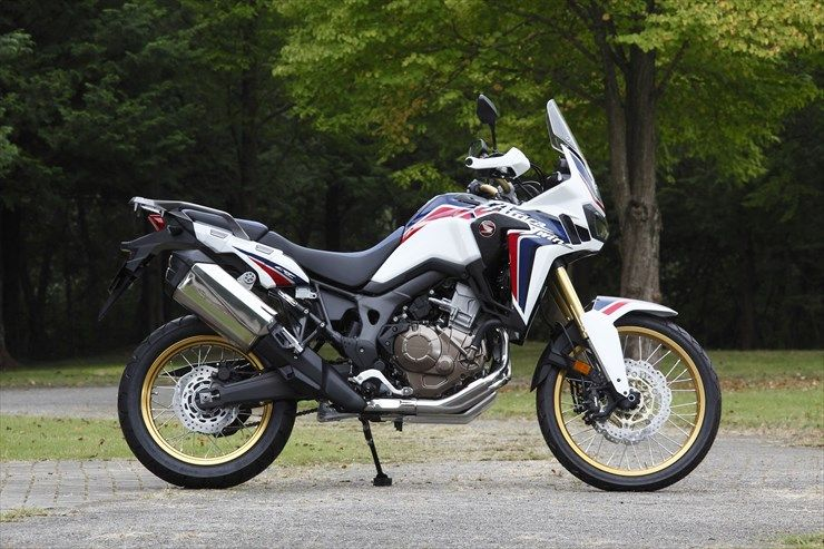 New 2016 Honda Africa Twin CRF1000L Pictures Adventure