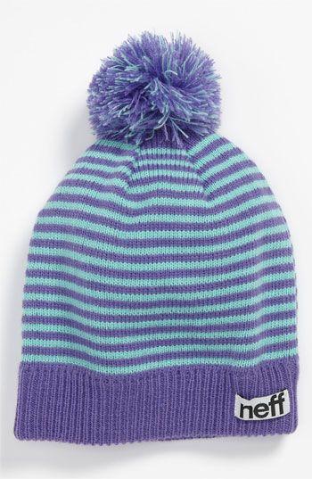 1f98e869cc9117 Neff 'Hazel' Beanie for Ella   hat   Girl beanie, Beanie, Hats
