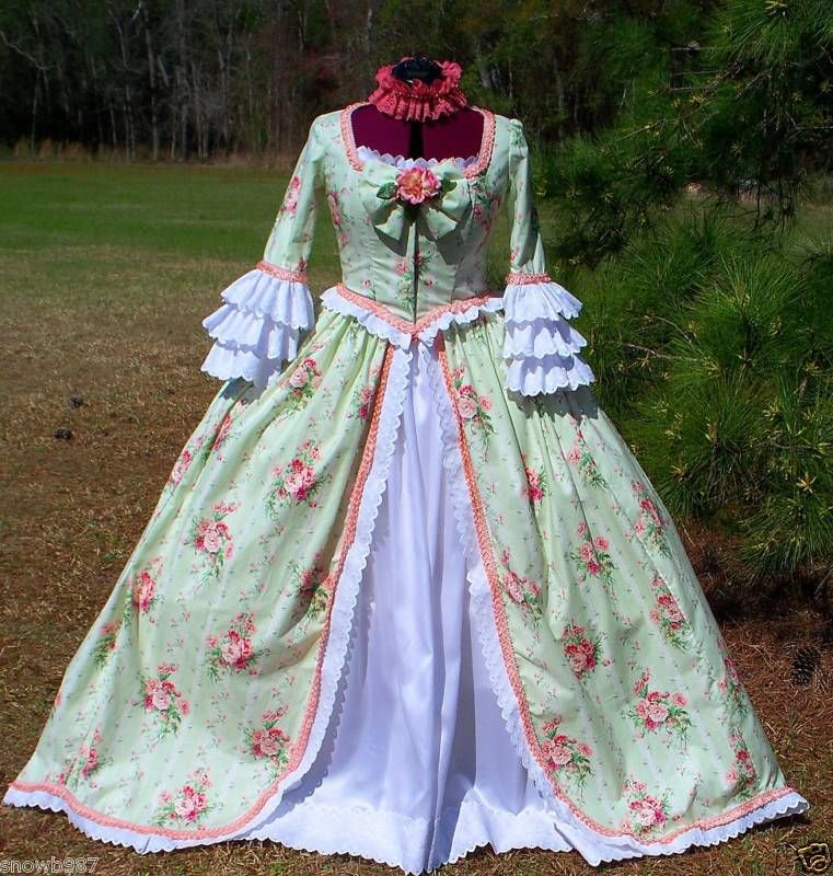 french colonial attire   Historical Dress   Pinterest   Colonial ...