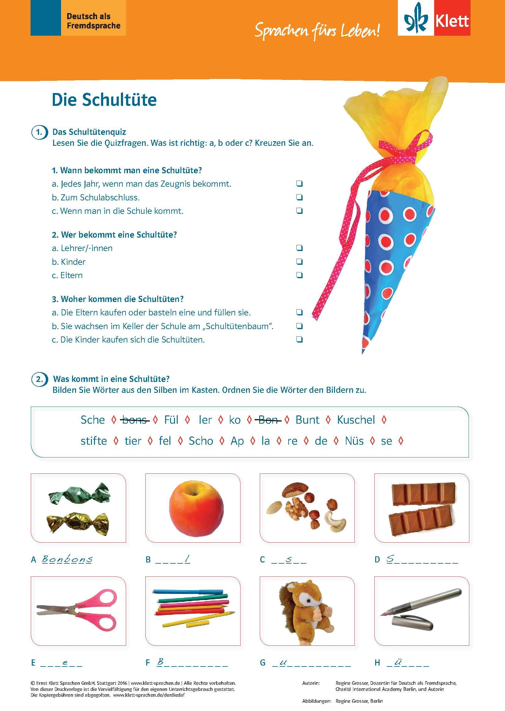Plan You Next German Lesson With This Idea