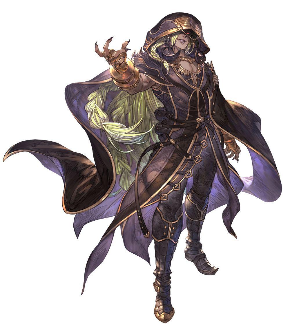 Chaos Bringer Character Art from Granblue Fantasy Versus