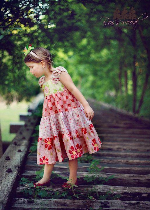 Sweet Divinity Twirl Dress. $49.99, via Etsy.