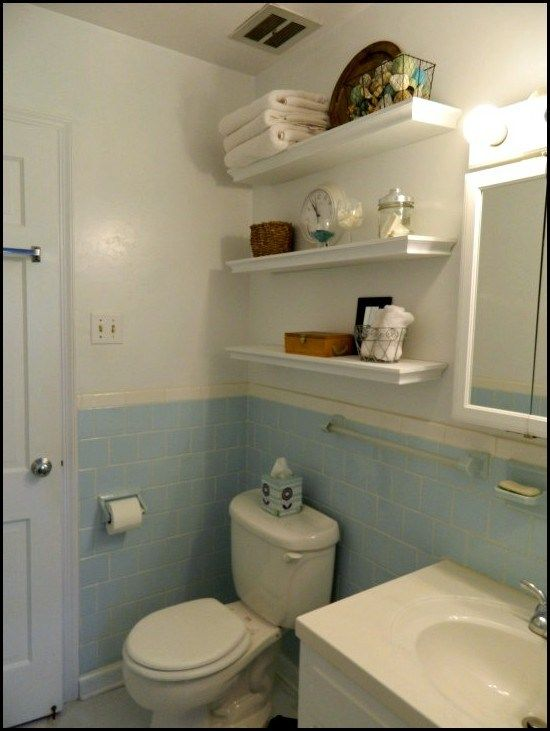 Photo of 9 storage ideas in bathrooms