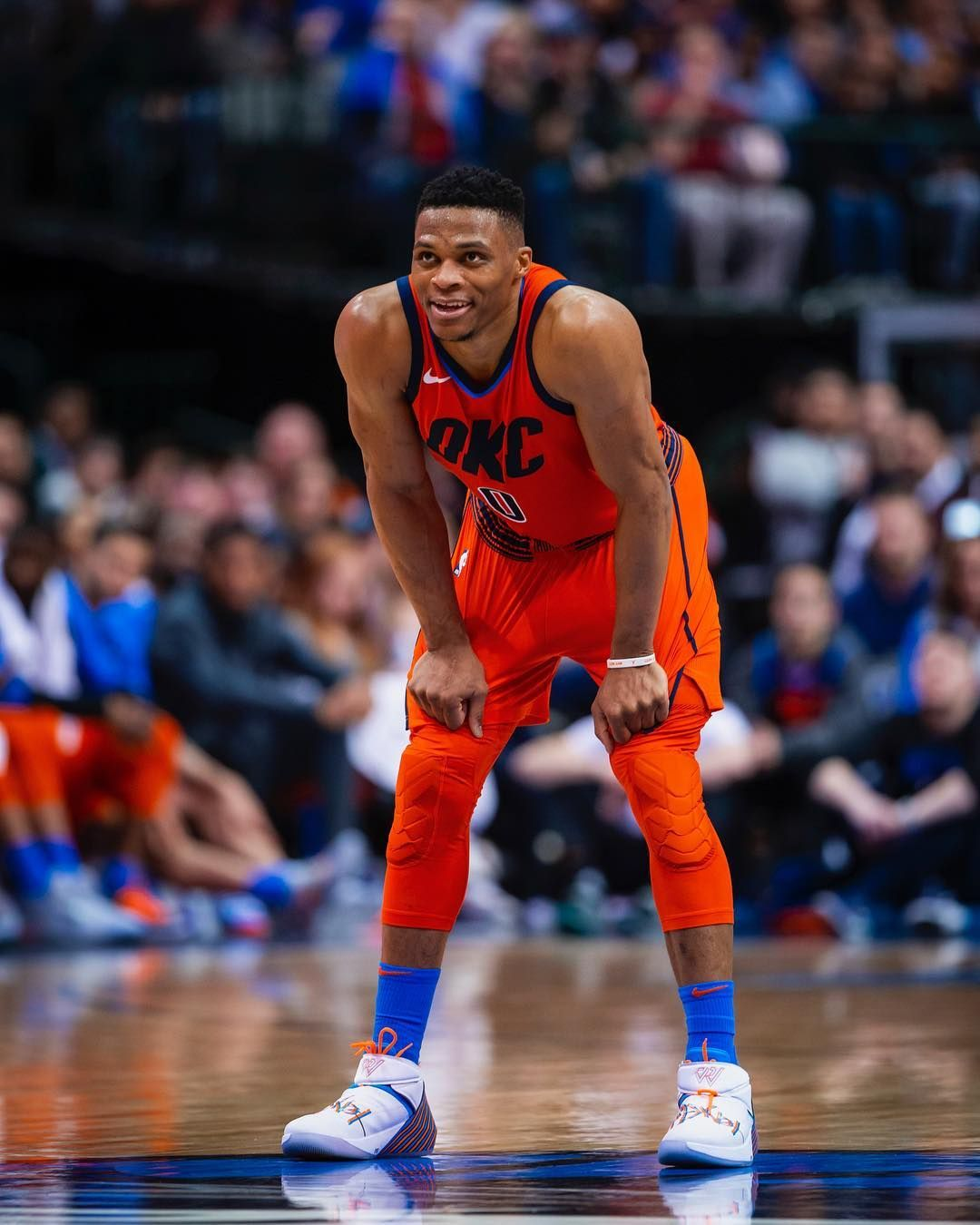 Russell Westbrook On Instagram Too Blessed To Be Stressed Whynot Workout Videos Basketball Highlights Westbrook