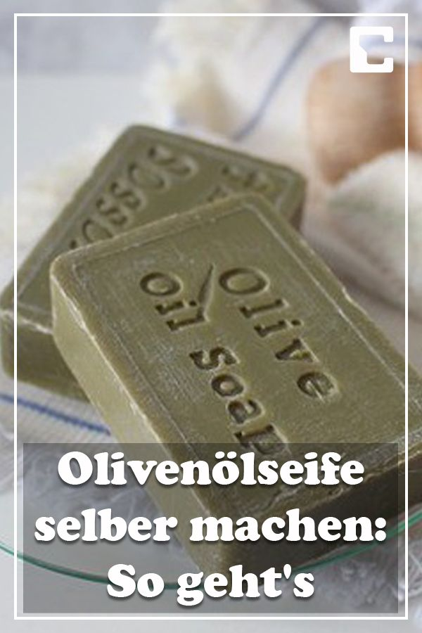 Photo of Make olive oil soap yourself: how it works
