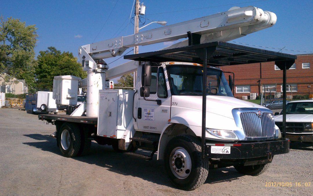 Bucket Trucks Equipment For Rent Herc Rentals