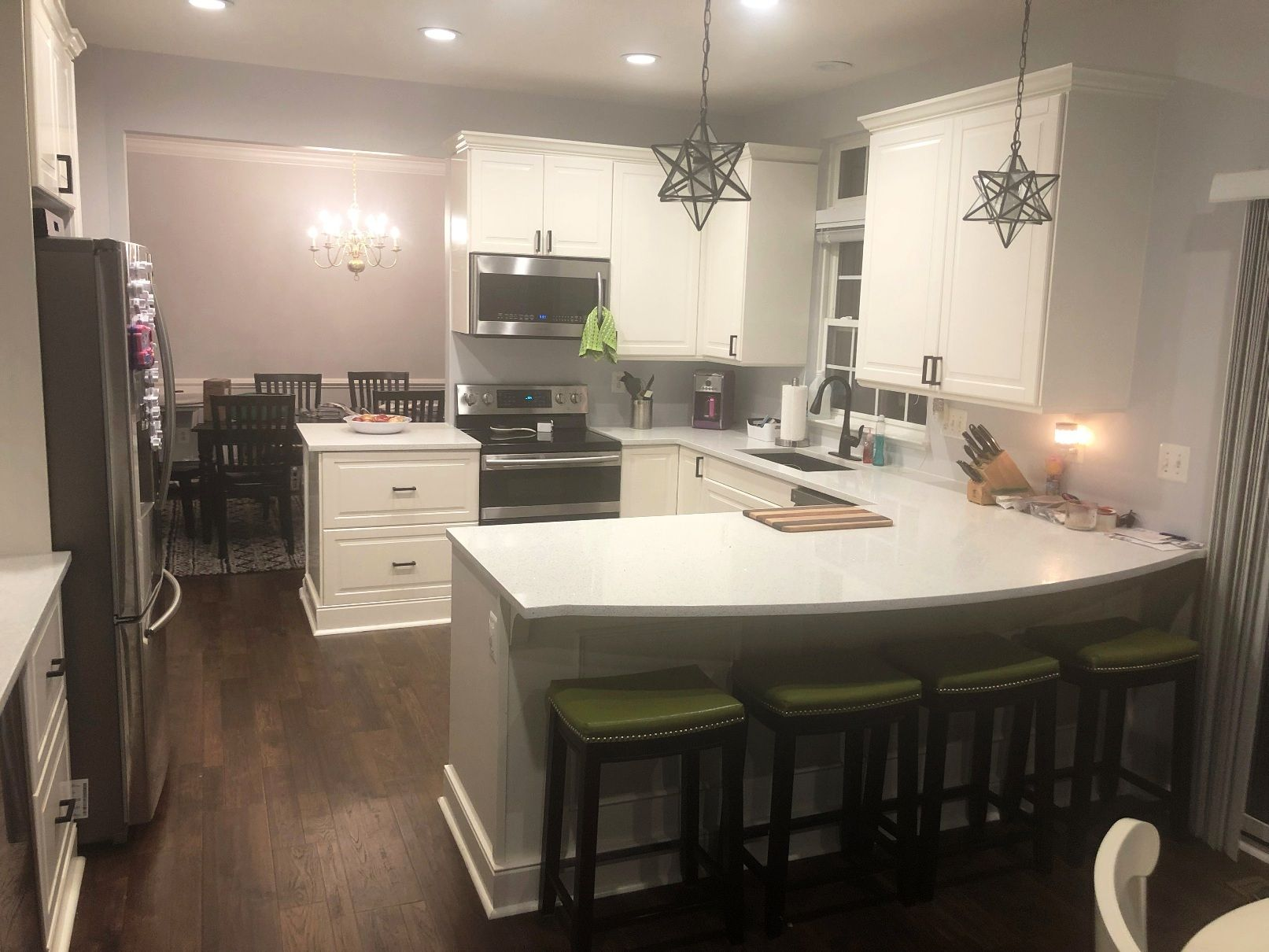 A Classic Kitchen Design By Any Definition Requires A Sense Of Timelessness Quality And Outs In 2020 Kitchen Inspiration Design Ikea Kitchen Design White Ikea Kitchen