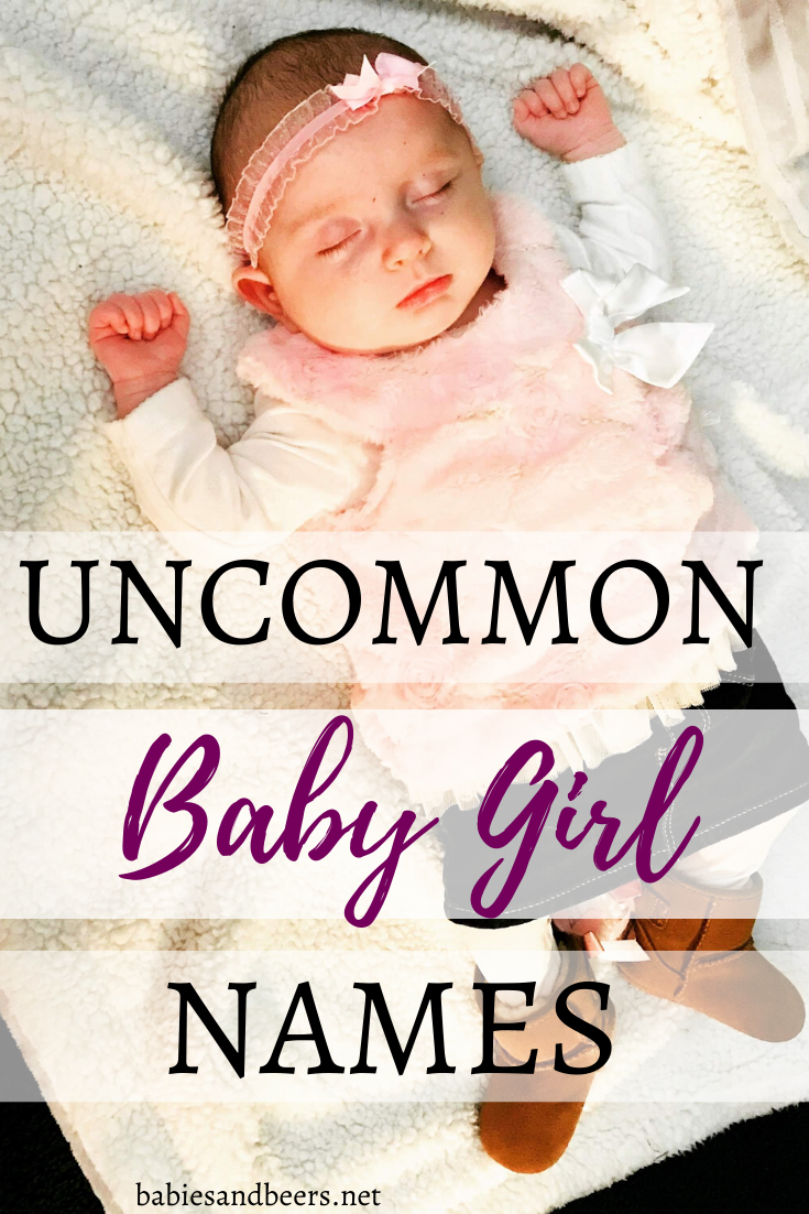 A list of baby girl names that are unique and have ...