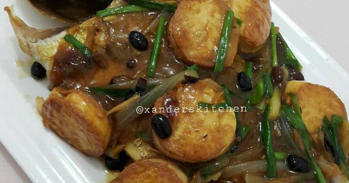 Ikan tausi | Resep | Makanan ikan, Resep ikan, Memasak