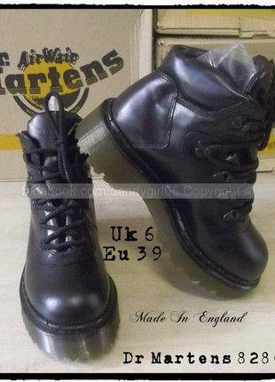 bd1c1ff195f Dr Martens 8280 Uk6 Eu 39 Made in england semelle épaisse neuves chaussures  ☠ Dr. Martens Collection Personnelle ☠ Pas à vendre ☠  dandygirl65