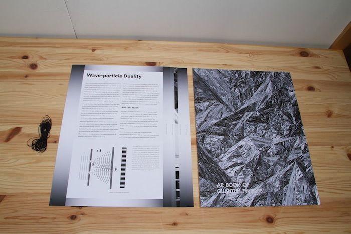 Blog que presenta como hacer un libro de Realidad aumentada #ConvivialStudio #360Kinect #PaulFerragut