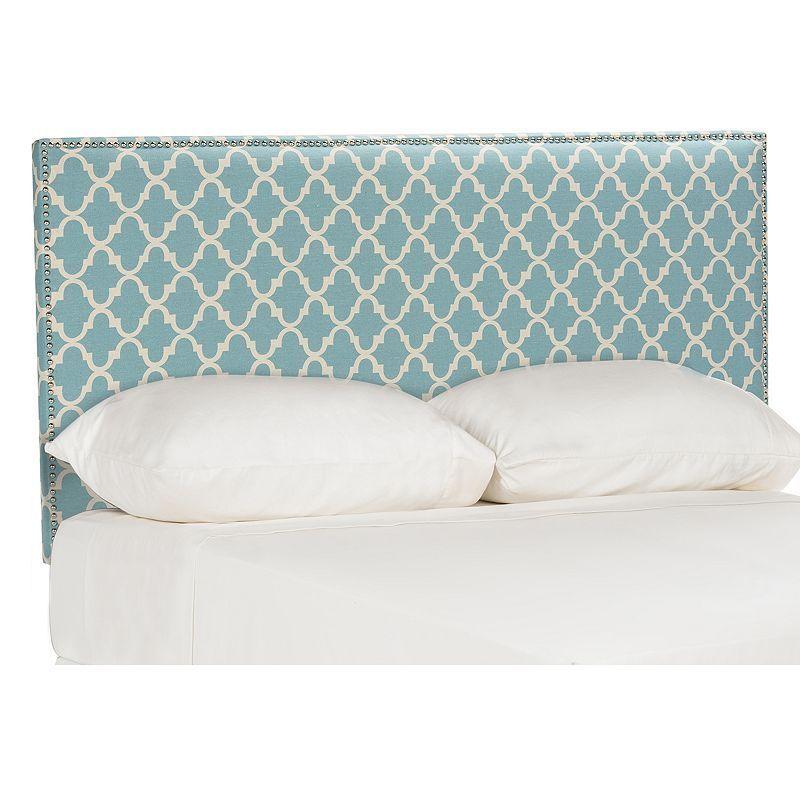 Safavieh Sydney Lattice Headboard In 2020 Lattice Headboard Headboard Furniture Slipcovers