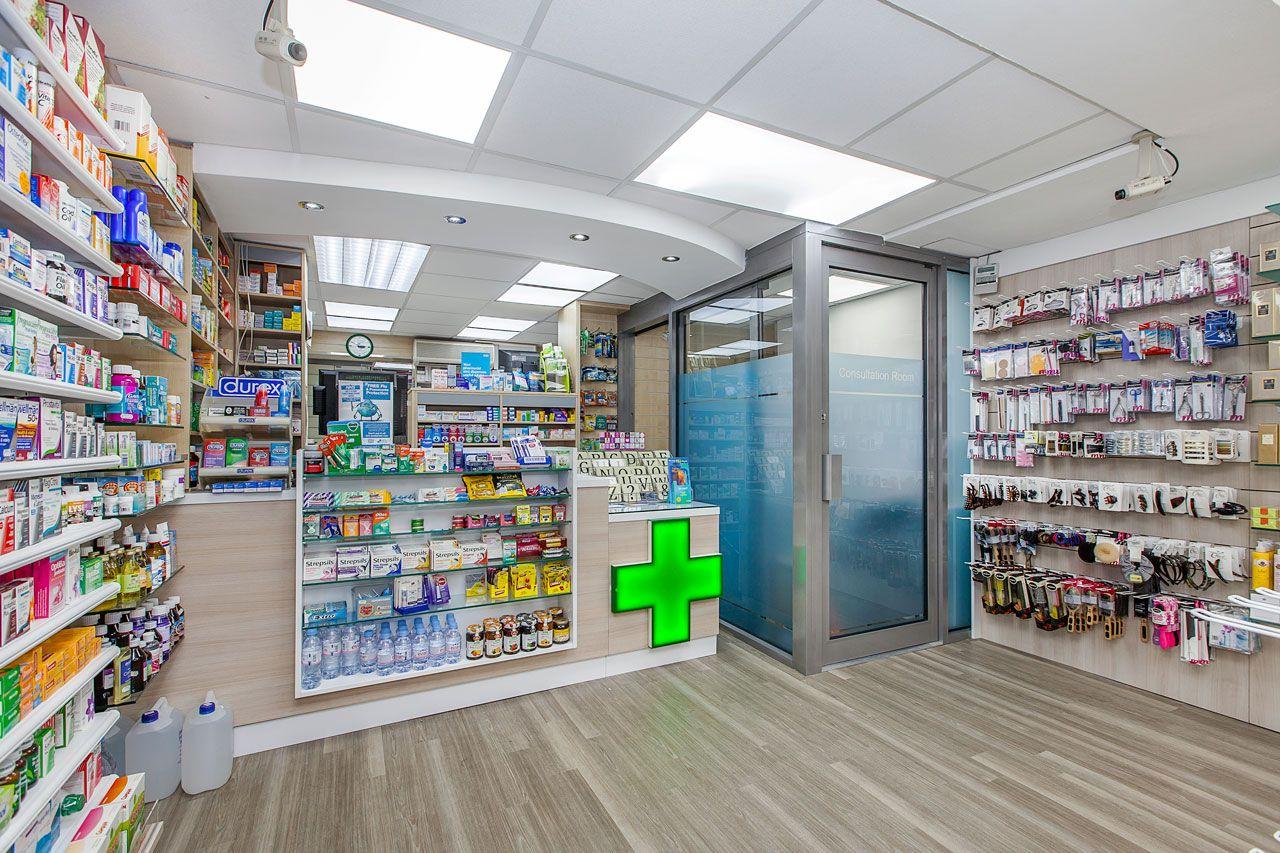 Дизайн аптек закрытого типа в англии фото