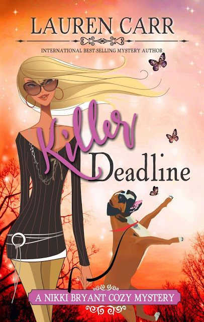 "I thought Killer Deadline was another great read by this author. It was full of adventure, mystery, suspense, romance with a good mix of humor throughout. I did not find it to be predictable. I was left guessing until the end to find out ""who done it"". Elmo is the real star of the book, in my opinion. He kept cracking me up. The whole story was entertaining and a pure delight to read.   I am giving Killer Deadline a very well deserved five plus stars."