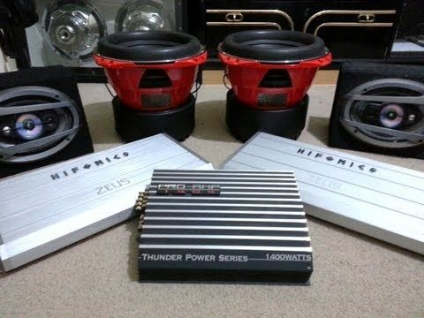 How To Hook Up 2 Amplifiers Or More Read Description Amplifier Car Audio Car Stereo