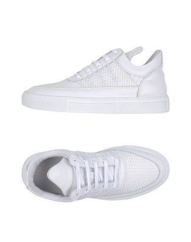 FILLING PIECES Men's High-tops & sneakers White 6 US