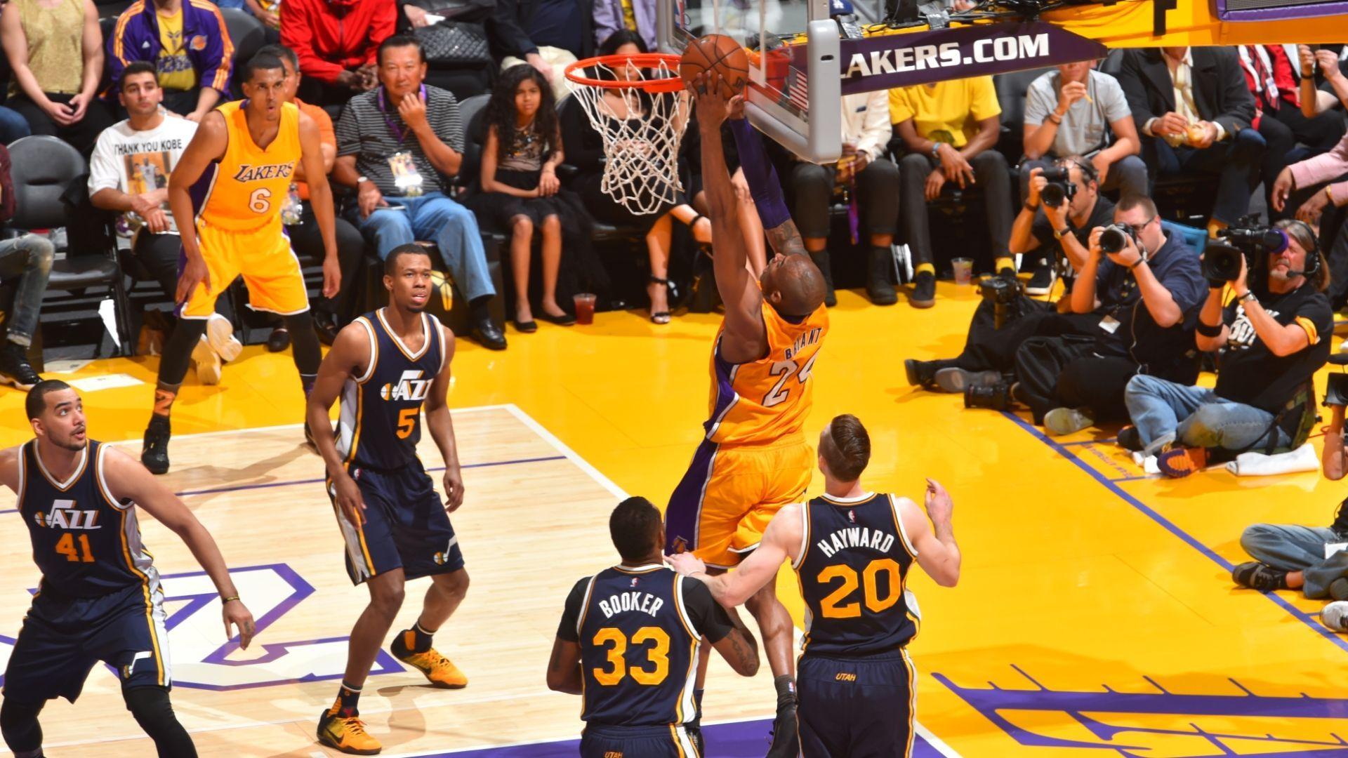 Watch Kobe Score 60 Points In Final Game Espn Video Nba Finals Kobe Espn