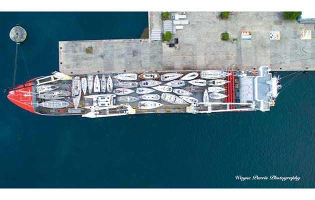 Yacht shipping versus yacht delivery under sail  which method really costs more and why?