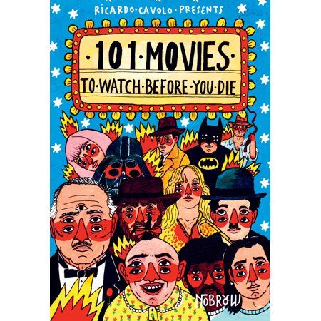 101 Movies to Watch Before You Die - Walmart.com