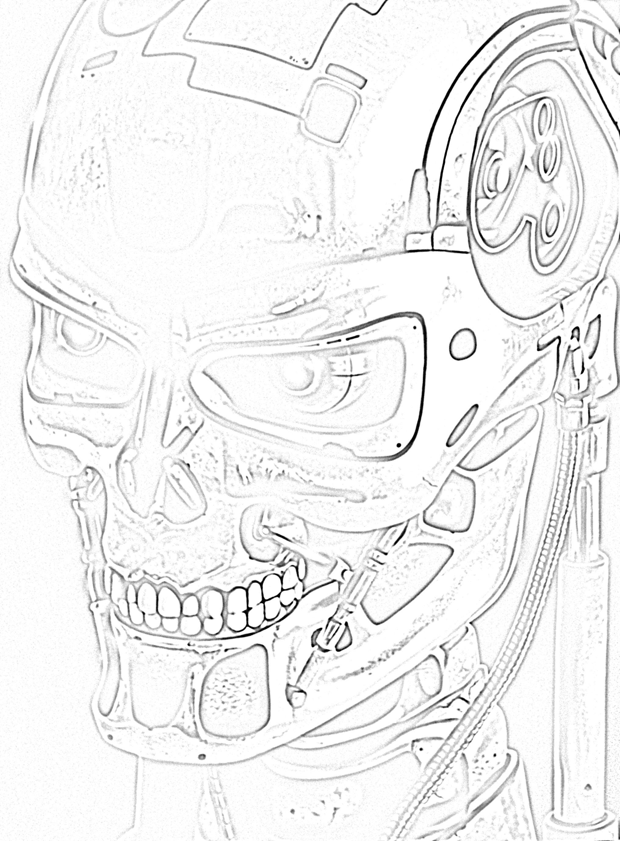 Iran Atelier Atelier Art Humanoid Sketch