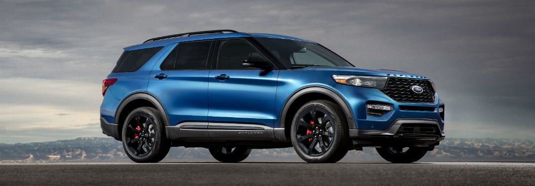 Pictures Of All Ten 2020 Ford Explorer Exterior Color Options Ford Explorer 2020 Ford Explorer Ford Explorer For Sale