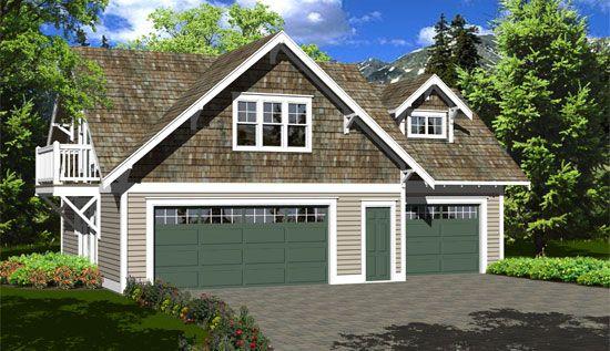 Tiny Home Designs: Garage House Plans