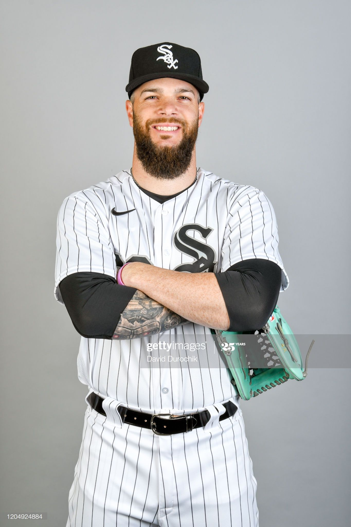 Dallas Keuchel Of The Chicago White Sox Poses During Photo Day On In 2020 Chicago White Sox Dallas Keuchel White Sock