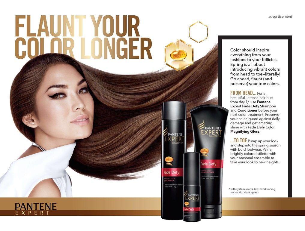 Pantene HairCare Advertising | HairCare Advertising ...