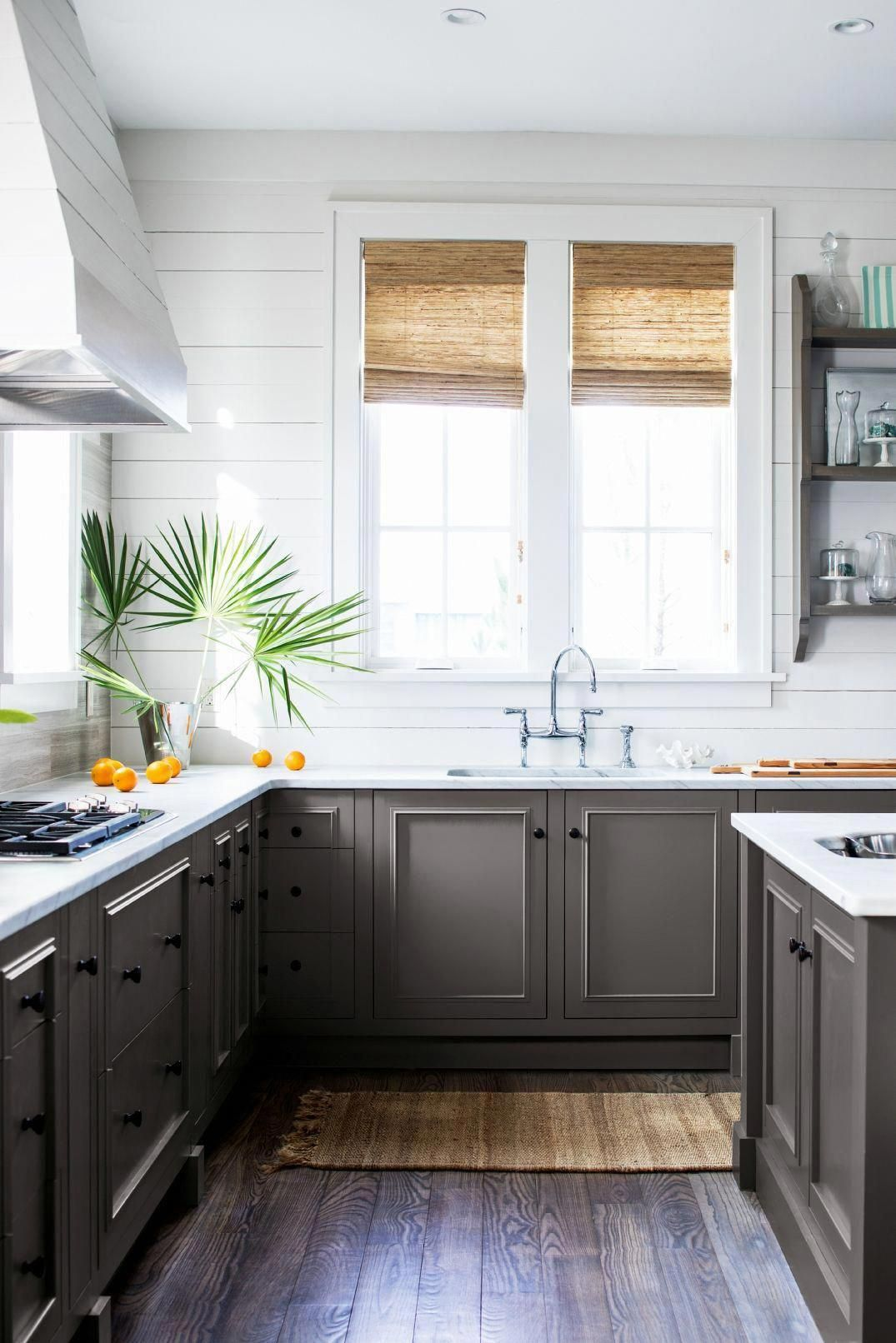 A Kitchen Looks Great With Soft Color