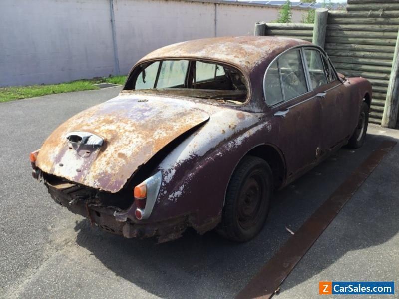 Damilar V8 1960s parts car #daimler #forsale #australia | Cars for ...