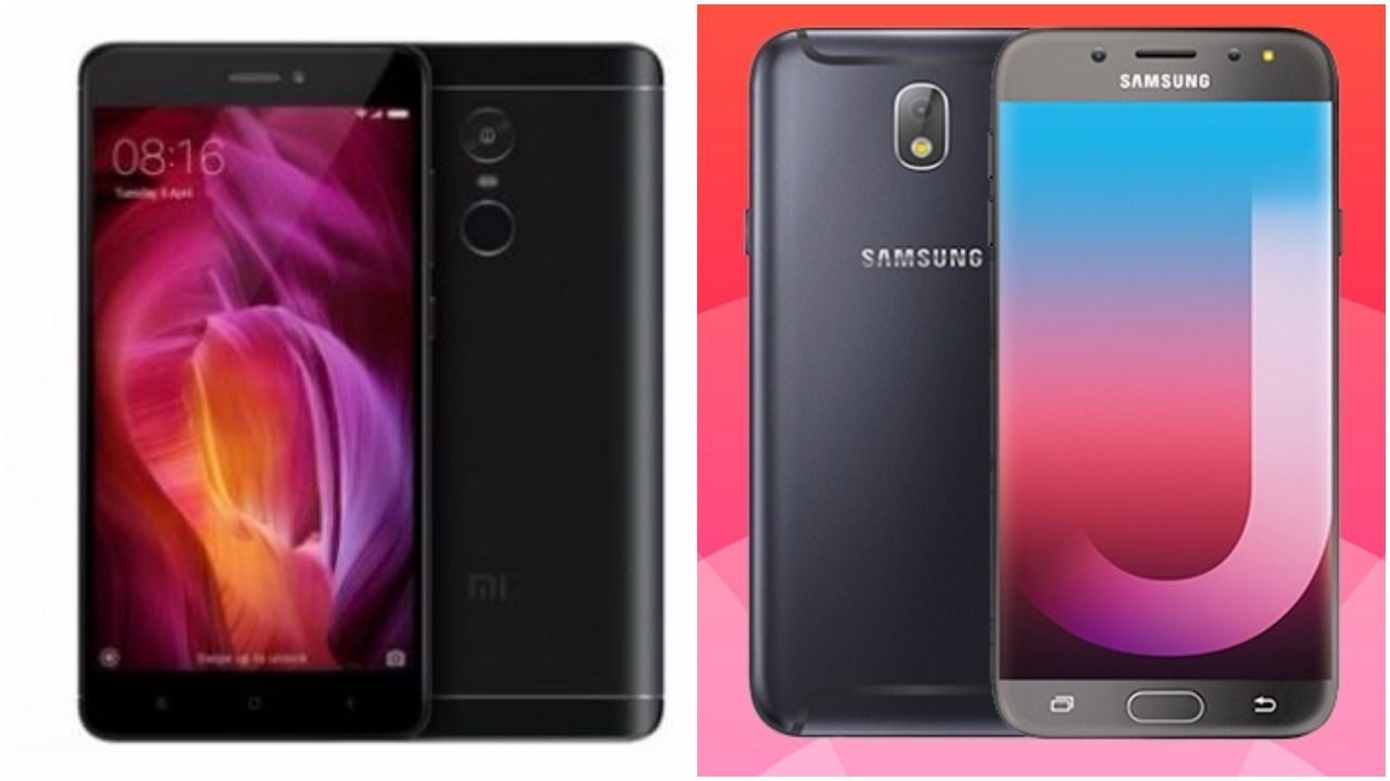 Redmi Note 4 vs Samsung Galaxy J7 Pro, Camera Comparson, Reason to