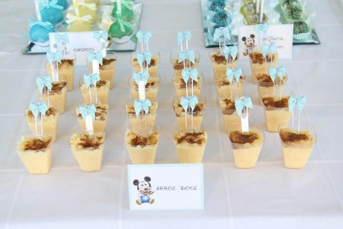 baby mickey mouse 1st birthday party | baby shower|christening