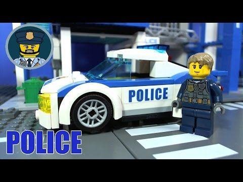 LEGO CITY POLICE High Speed Chase 60138 | Lego | Pinterest | Lego ...