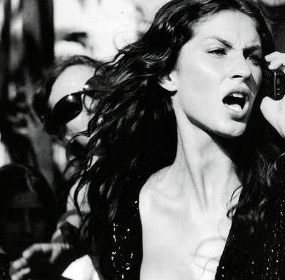 No, non grido...e la passione...non aver paura...italiana...siciliana!