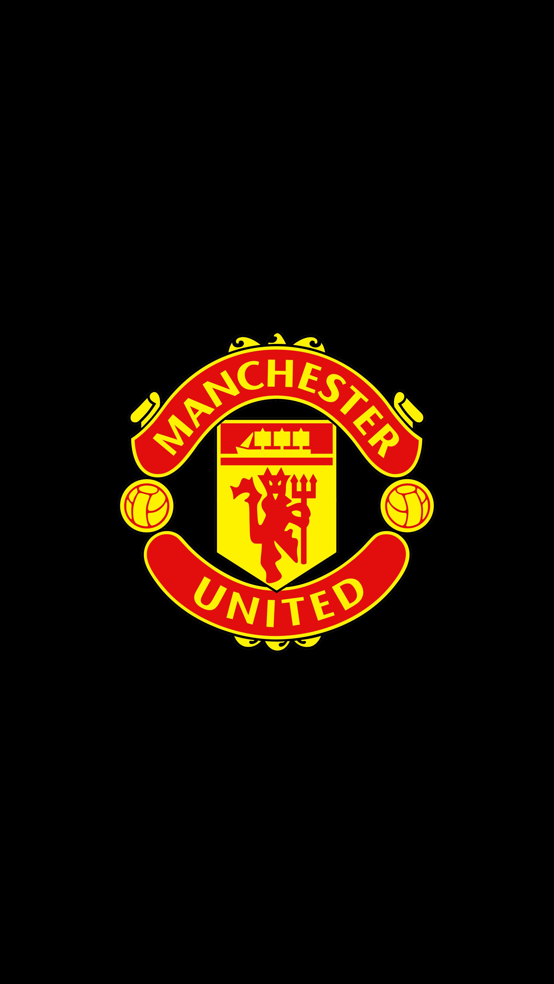 Manchester United Flat 2160p 4k Oled Wallpaper Sepak Bola Olahraga Seni