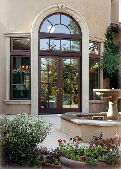 Loewen Edelmanhome Com Grand Entrance Windows Doors