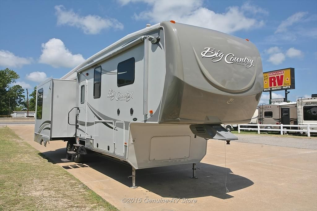 Used 2011 Heartland Rv Big Country 3250ts For Sale By Genuine Rv Store Available In Nacogdoches Texas Rv Store Heartland Rv Rv