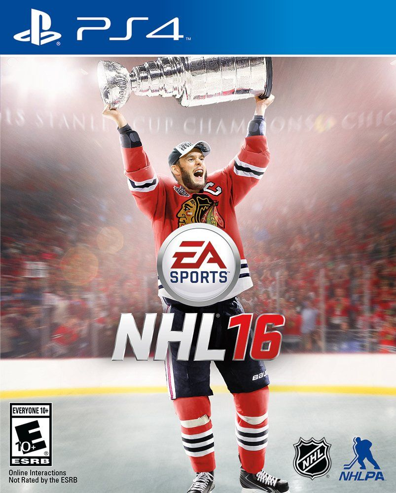 Amazon.com: NHL 16 - PlayStation 4: Video Games