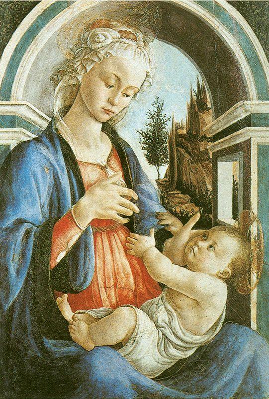 Sandro Botticelli (Alessandro di Mariano di Vanni Filipepi ... Botticelli Paintings