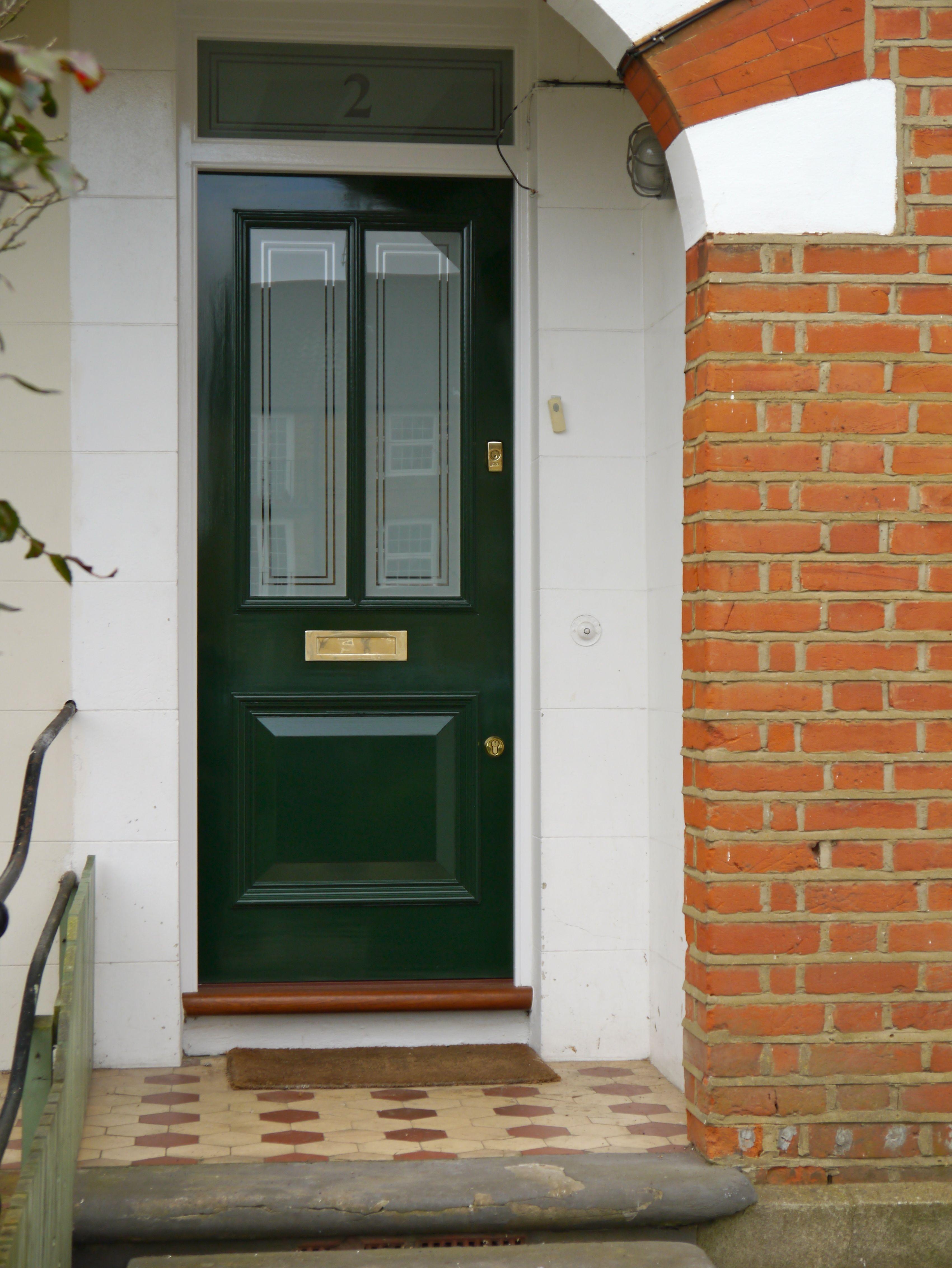 The London Door Company Wimbledon, London - LDC Regency Green | My ...